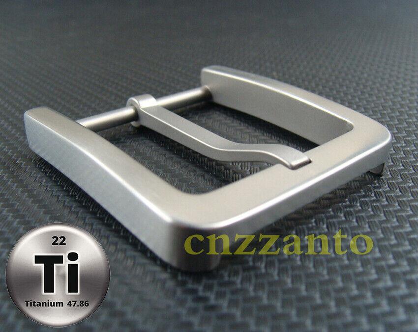 Titanium Ti anti-allergy Tongue Pin Hippie Belt Buckles for 1 1/2
