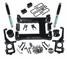 "Superlift Suspension 4.5"" Lift Kit W/Bilstein Shocks Fits Ford F150 2015-2016**"
