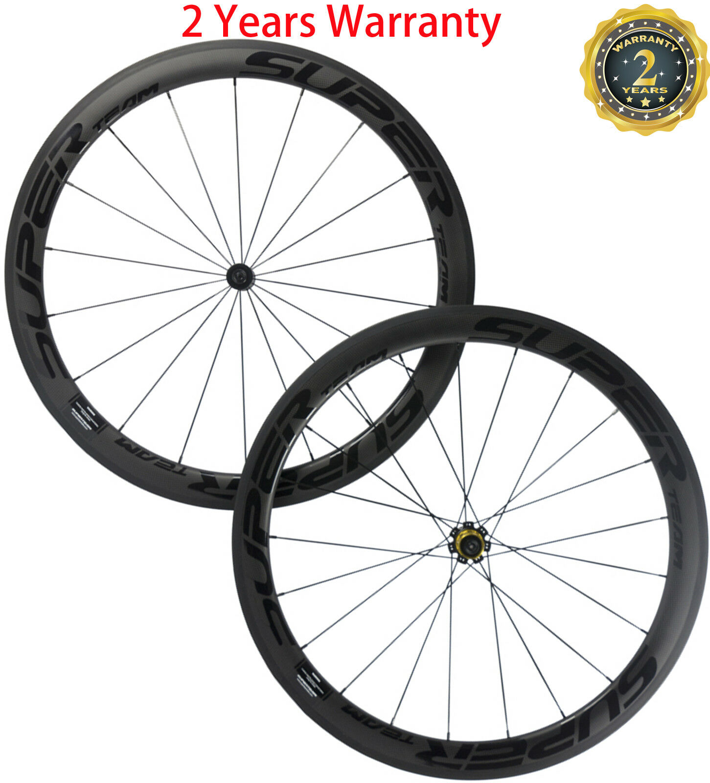25mm U Shape Clincher Carbon Wheel Wheelset 50mm Ceramic Bearing R7 Hub 700C