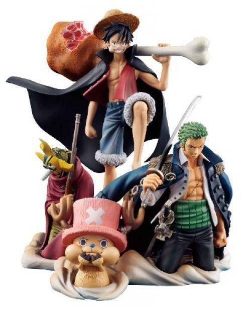NEW MegaHouse DESKTOP REAL McCOY ONEPIECE 01 Figure F S