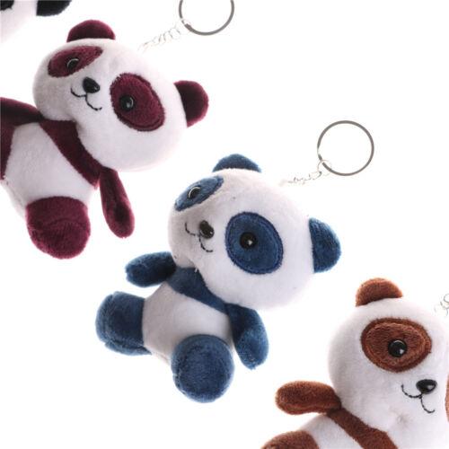 Lovely Panda ToyBaby Animal Stuffed Plush Toys Bag Phone Pandent Keychain Dol/_ne