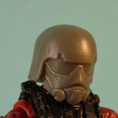 "HEL009 Custom hat helmet cast for use with 3.75/"" GI Joe Star Wars figures"