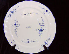"""VILLEROY & BOCH GERMANY FRANCE VIEUX LUXEMBOURG 13"""" ROUND SERVING PLATTER"""
