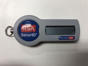 Details about RSA SecurID SID700 Security Token