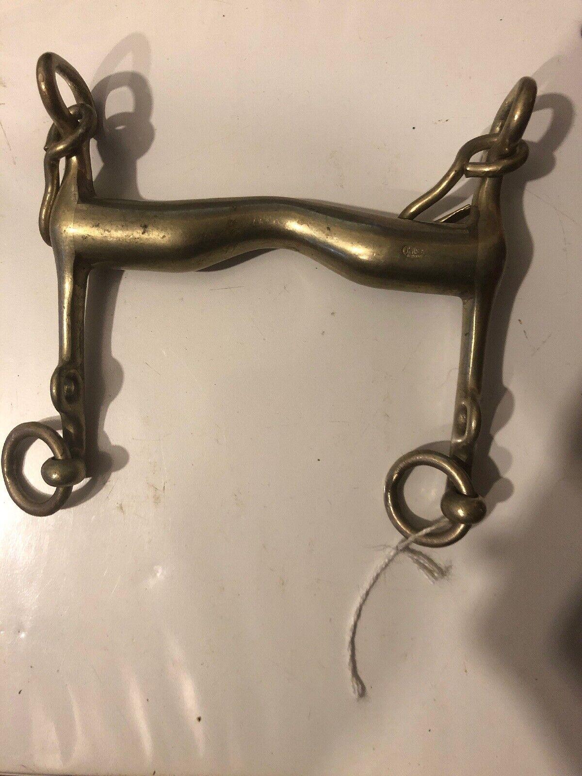 Herb Sprenger cavallo Bit 12.5cm