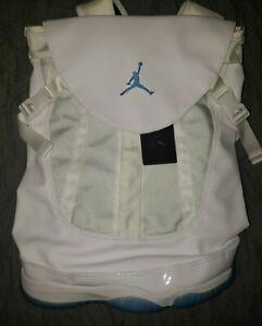Nike Jordan Retro 11 Legend Blue Backpack Book bag