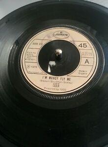 10cc-Je-suis-mandy-fly-me-1976-Pop-Vinyl-7-034-Single