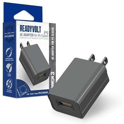 """Armor3 PlayStation Classic """"ReadyVolt"""" USB AC Power Adapter for PS Classic"""