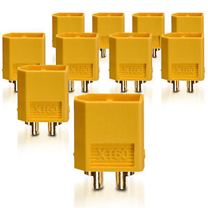 Futaba Stecker Buchse Servostecker Servobuchse Goldkontakte 5 Paar partCore 1000