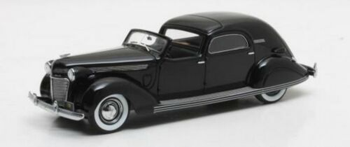 Chrysler Imperial C15 Ville Walter P Chrysler Noir 1937 1//43 Matrix