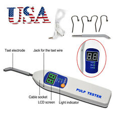 Usapulp Tester Testing Teeth Nerve Dental Equipment Denstist Preset Speed