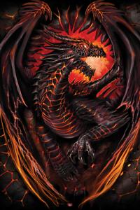 Espiral-Dragon-Fantasia-Poster-Arte-24x36-3158