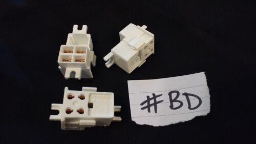 10 x 2D 4 Pin Compact Fluorescent Lamp Light Holder GR10q 35mm LH//2D//413S #BD