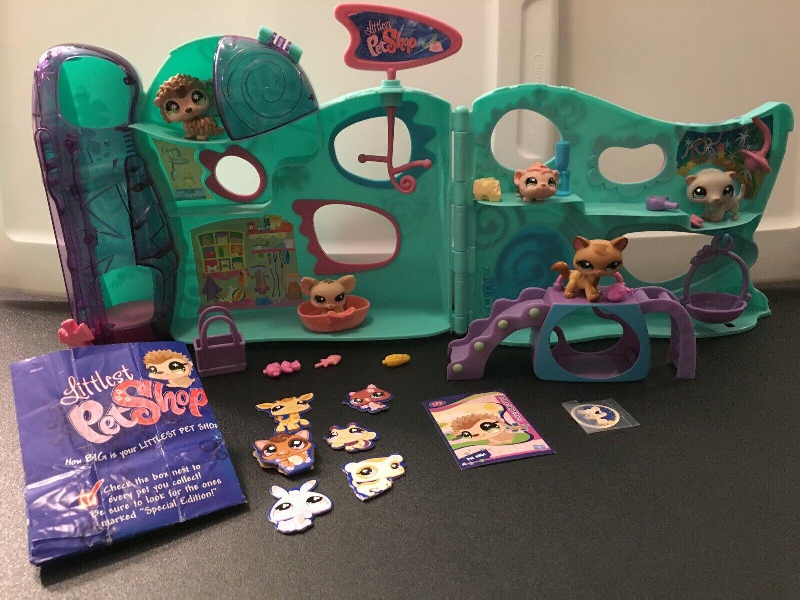 Littlest Pet Shop LPS Authentic Playful Paws Daycare