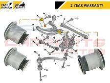 FOR CITROEN C6 05-12 PEUGEOT 407 04-10 REAR SUSPENSION ARM FRONT REAR BUSHES