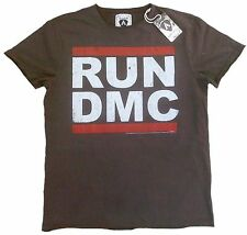 AMPLIFIED Official RUN DMC 80's Hip Hop Rock Star ViP Vintage T-Shirt g.M 48