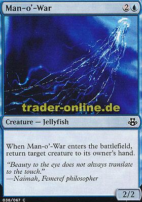 4x Man-o/'-War Galeerenqualle Elspeth vs Kiora Magic