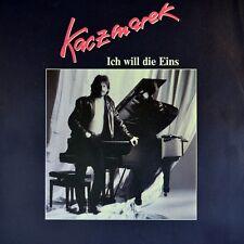 """7"""" BERND KACZMAREK Ich will eins / Zwei Tänzer im Licht MERCURY D 1987 wie NEU!"""