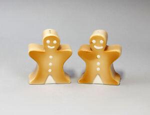 a2-36046 Shacker Couple Gingerbread Men/Gingerbread Ceramics NEW