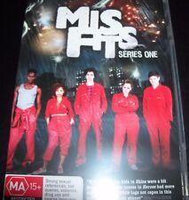 Misfits / Mis-fits Series One 1 (Australia Region 4) DVD – Like New