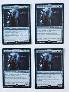 THE WIZENED X4 Throne Of Eldraine ELD Magic MTG MINT CARD GADWICK