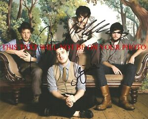 MUMFORD-AND-SONS-BAND-SIGNED-AUTOGRAPH-8x10-RPT-PHOTO