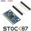 5284# 1 à 5pcs GY-9250 MPU-9250 Module 9-Axis Sensor Module I2C SPI