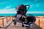 3-en-1-Enfants-landau-poussette-Poussette-Poussette-combi-buggy-Baby-Jogger-Travel-Buggy miniature 9