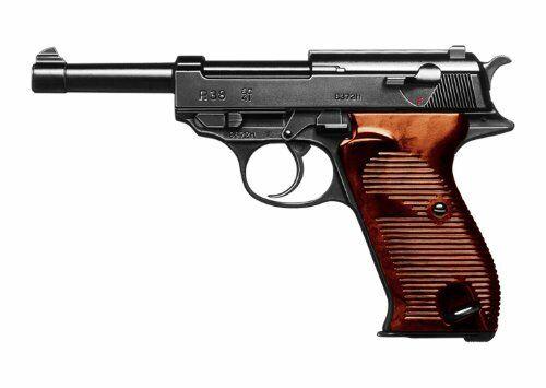 Tokyo Marui No.2 Walther P38 más de 10 años de edad salto pistola de aire