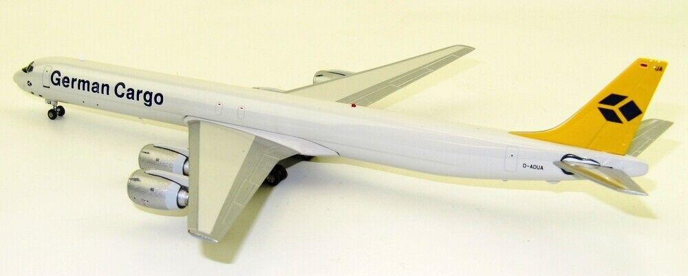 Herpa Wings 1:500  Douglas DC-8-73F German Cargo D-ADUA  518673 Modellairport500