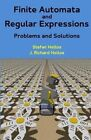 Finite Automata and Regular Expressions: Problems and Solutions by Stefan Hollos, J Richard Hollos (Paperback / softback, 2013)