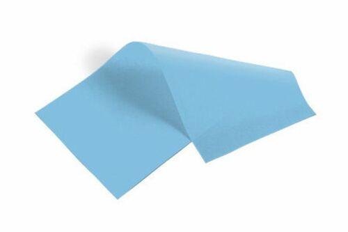 "Cerulean Tissue Paper 18gsm 20/"" x 30/"" 500 x 750mm"