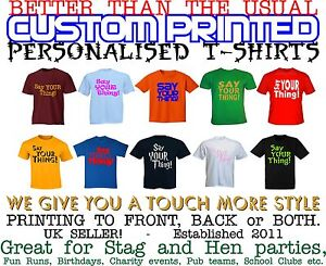 Unisex-T-Shirt-Printing-Custom-Design-Your-Own-Personalised-Stag-amp-Hen-Party