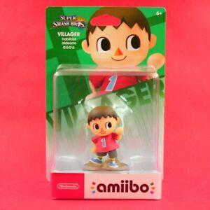Nintendo Amiibo Murabito (Villager) Switch Super Smash Bros. dal Giappone