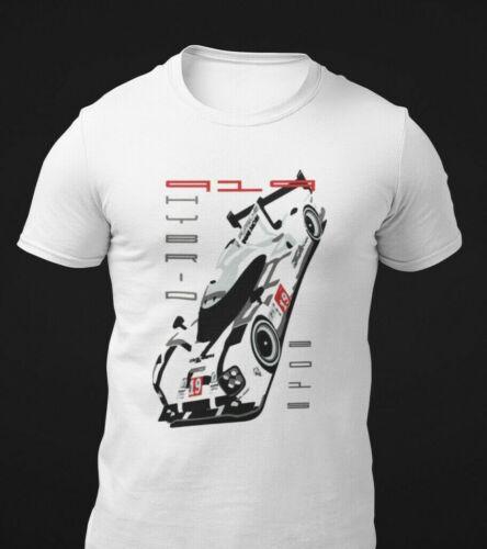 2015 919 hybride LMP voiture de course t-shirt