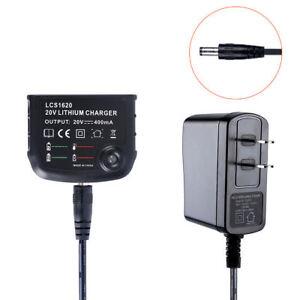 20V-Lithium-Battery-Charger-LCS1620-for-Black-amp-Decker-20V-Lithium-Ion-Battery