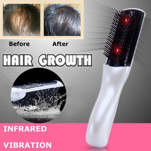 Electrique-Peigne-Laser-Infrarouge-Brosse-Massage-Croissance-Anti-Chute-Cheveux
