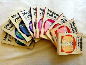 Medicina y Salud Coleccion Circulo de lectores 1985