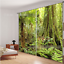 3D Lush Forest 289 Blockout Photo Curtain Printing Curtains Drapes Fabric Window