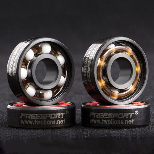608RS Gute Roller Skates Keramik Kugellager Inline Skate Drift Platte NewCla