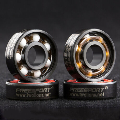Teile & Zubehör 608RS Gute Roller Skates Keramik Kugellager Inline Skate Drift Platte New Q8