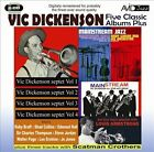 Five Classic Albums Plus (Vic Dickenson Septet #1/#2/#3/#4/Mainstream Jazz) * by Vic Dickenson (CD, Nov-2012, 2 Discs, Avid Jazz)
