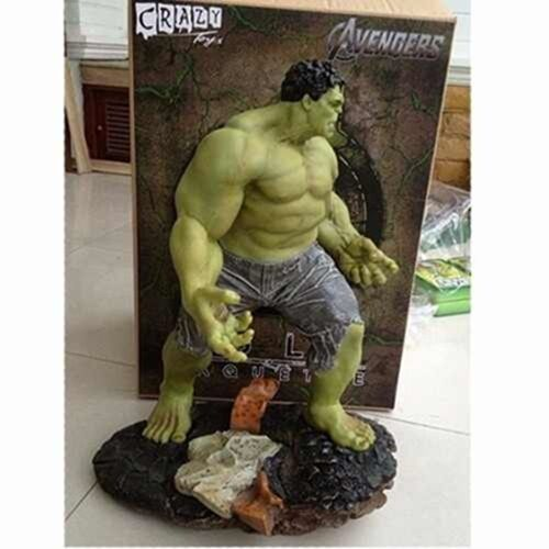 Marvel Classic Avengers Ultron 60 cm Hulk Statue Figure Model Toys Collectibles