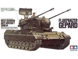 Tamiya-1-35-scale-Flakpanzer-Gepard-Tank-model-kit