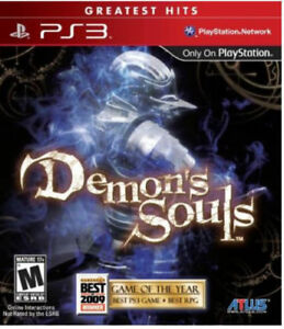 Demon-039-s-Souls-Greatest-Hits-PS3-Playstation-3-Brand-New-Factory-Sealed