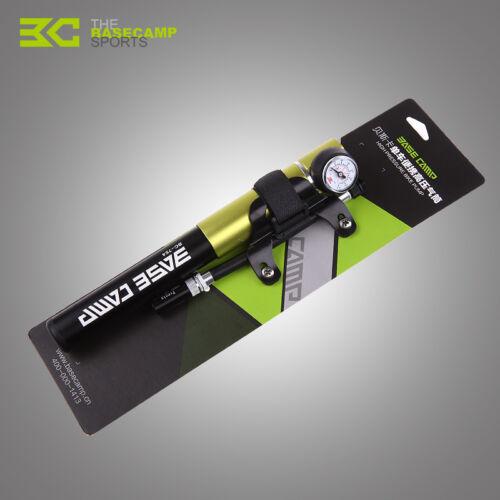 Mini Portable Mountain Bike Bicycle Pump Cycling Tire Inflator Air Tools