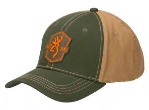 NEW! Cap Mossy Oak Infinity Camo Hunting Hat Browning Rugged Bucks Khaki