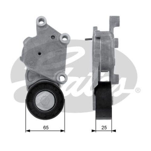 Gates Belt Tensioner Pulley Alternator for FORD ECOSPORT 1.5 TDCi UGJE XVJD