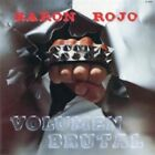 Volumen Brutal by Baron Rojo (CD, Oct-2014, Hear No Evil (Cherry Red Label))