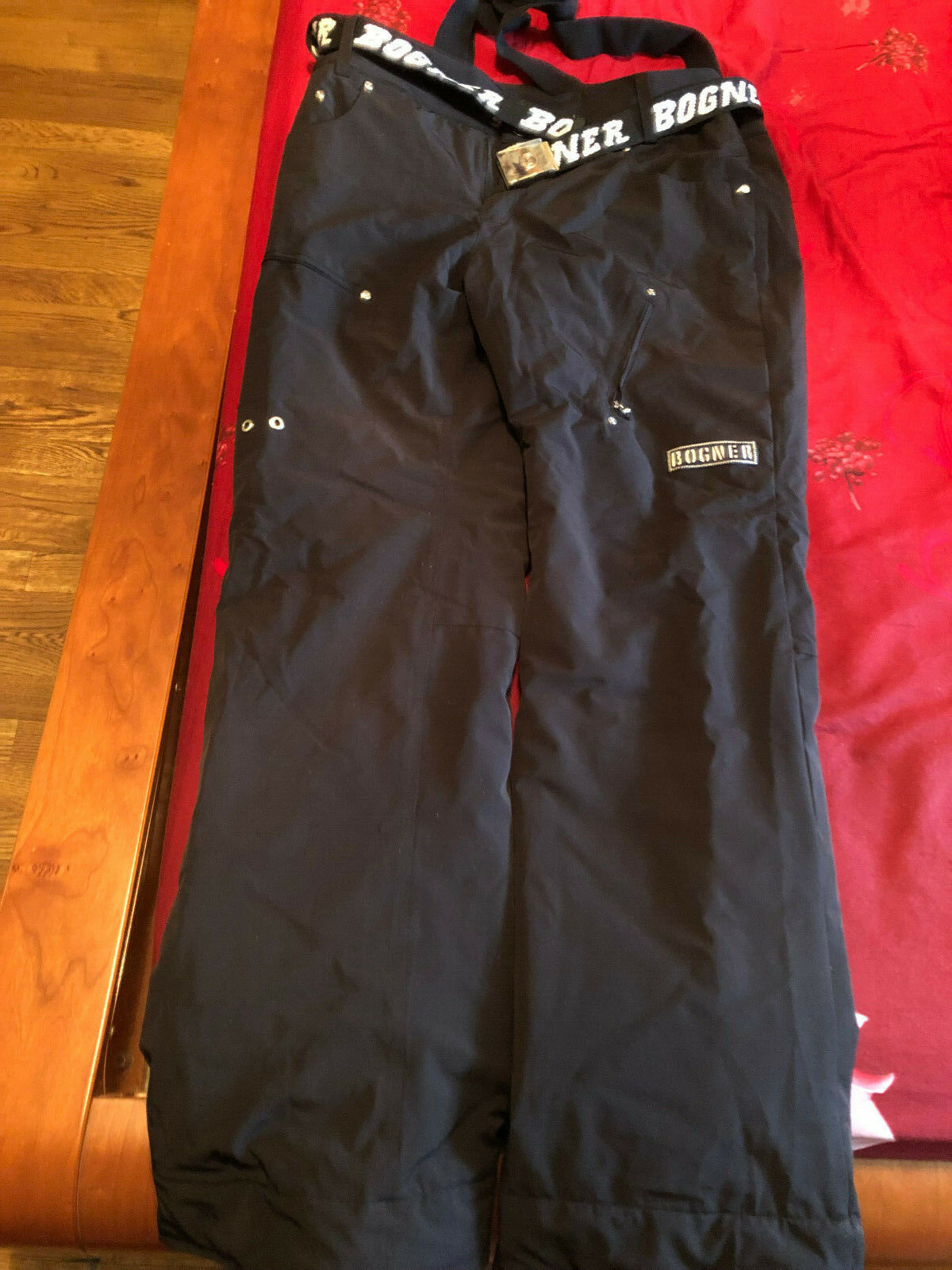 Snow Hose ,Bogner, new with tag,waterproof